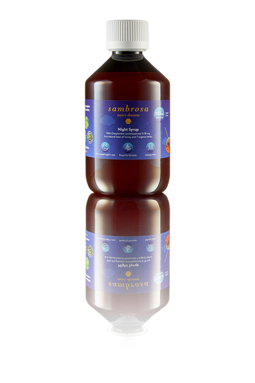 Sambrosa 300 ml Cough Medicine To Help Sleep